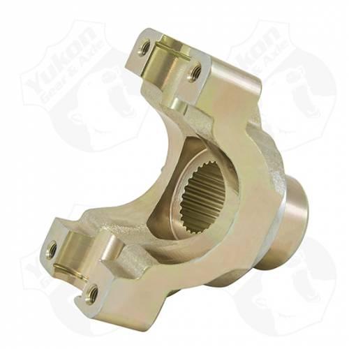 Yukon Gear & Axle - YOKE - PINION DANA 30 35 44 50 1330 STRAP  (D44-1330-26S)
