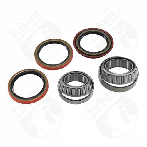 Yukon Gear And Axle - 80-93 Dodge 1/2 Ton Front Axle Bearing and Seal Kit (AK F-C02)