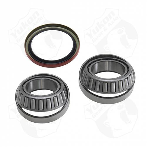 Yukon Gear And Axle - 75-79 DODGE 3/4 TON FRONT AXLE BEARING AND SEAL KIT (AK F-C04)