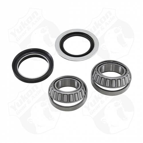 Yukon Gear And Axle - Dana 44 Front Axle Bearing and Seal kit replacement (AK F-F04)
