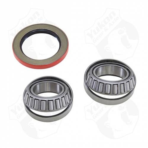 Yukon Gear And Axle - 72-77 CHEVY/GM 3/4 TON FRONT AXLE BEARING AND SEAL KIT (AK F-G05)
