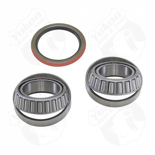 Yukon Gear & Axle - 73-81 IH SCOUT FRONT AXLE BEARING AND SEAL KIT (AK F-I01)