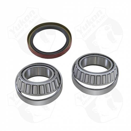 Yukon Gear And Axle - AXLE BEARING KIT for JEEP CJ 76-83 DANA 30 FRONT AXLES BRG & SEAL KIT D30 BEARINGS SEALS (ONE SIDE) (AK F-J01)