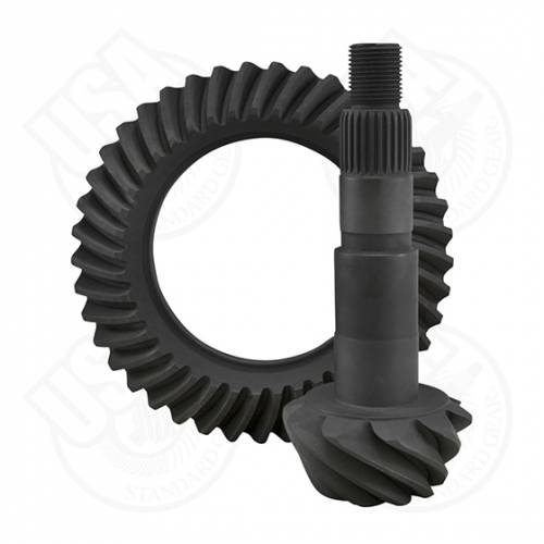 """Yukon Gear And Axle - USA Standard Ring & Pinion gear set for Chrysler 7.25"""" in a 3.55 ratio"""