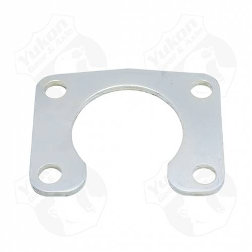 """Yukon Gear And Axle - Axle bearing retainer for Ford 9"""", large bearing, 1/2"""" bolt holes"""