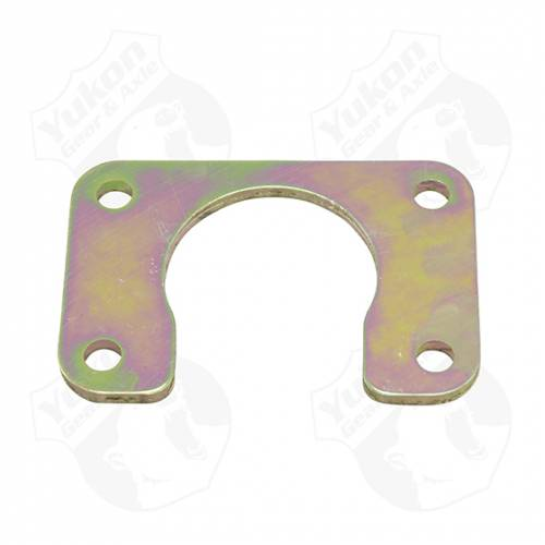 """Yukon Gear And Axle - Axle bearing retainer for Ford 9"""", small bearing, 3/8"""" bolt holes"""