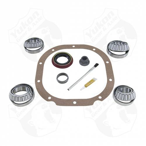 "Yukon Gear And Axle - Yukon Bearing install kit for Ford 9"" reverse rotation differential with LM104911 bearings (BK F9-HIPIN-D)"