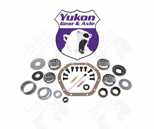 Yukon Gear And Axle - Yukon Master Overhaul Kit for Dana 44 Front and Rear Differential. for TJ Rubicon only (YK D44-RUBICON)