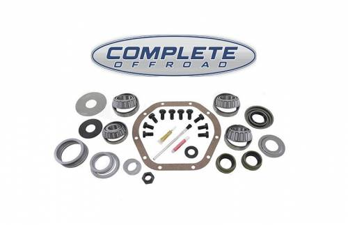 COMPLETE OFFROAD - TJ RUBICON D44 MASTER INSTALL KIT (FRONT OR  REAR) (K D44-RUBICON)