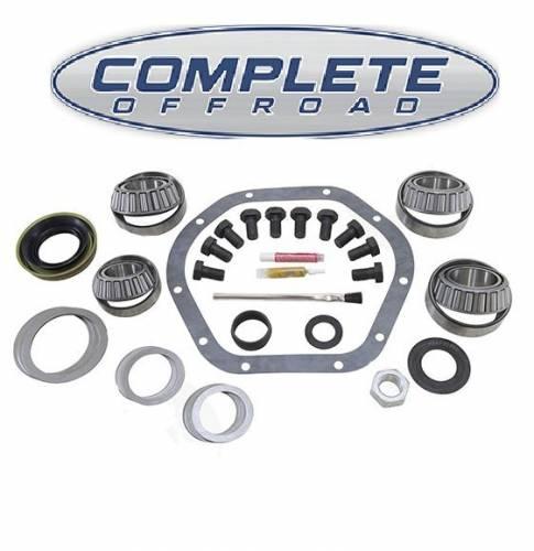 COMPLETE OFFROAD - Dana 44 2007 and Newer JK Standard Master Install Kit (K D44-JK-STD)