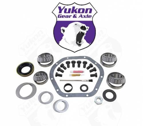 Yukon Gear & Axle - Yukon Master Overhaul kit for Dana 44 rear differential for use with new '07+ non-JK Rubicon. (YK D44-JK-STD)