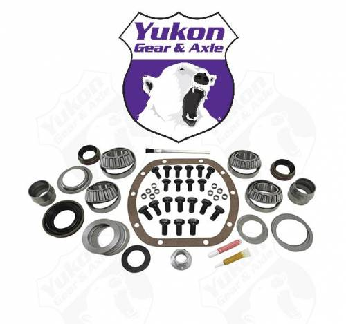 Yukon Gear And Axle - Yukon Master Overhaul kit for Dana 30 Reverse Rotation Differential for use with +07 JK (YK D30-JK)