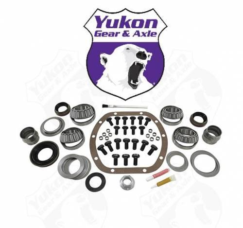 Yukon Gear & Axle - Yukon Master Overhaul kit for Dana 30 reverse rotation differential for use with +07 JK (YK D30-JK)