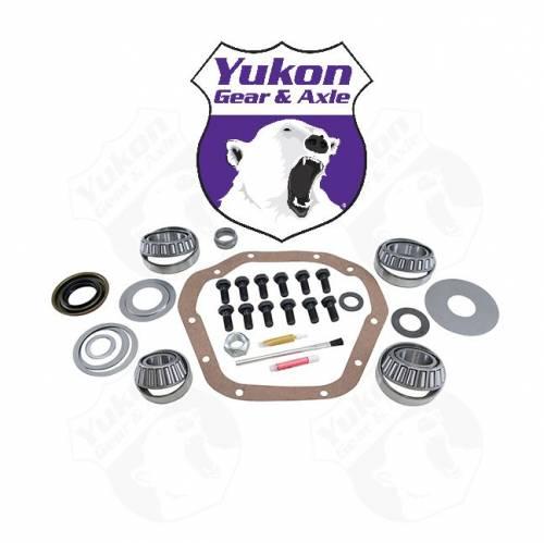 Yukon Gear & Axle - Yukon Master Overhaul kit for Dana 60 and 61 rear differential (YK D60-R)