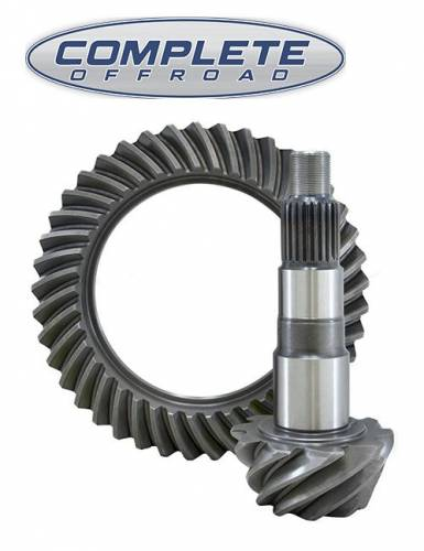 COMPLETE OFFROAD - Ring & Pinion gear set for Dana 44 Front Reverse Short JK (D44RS-456RUB)