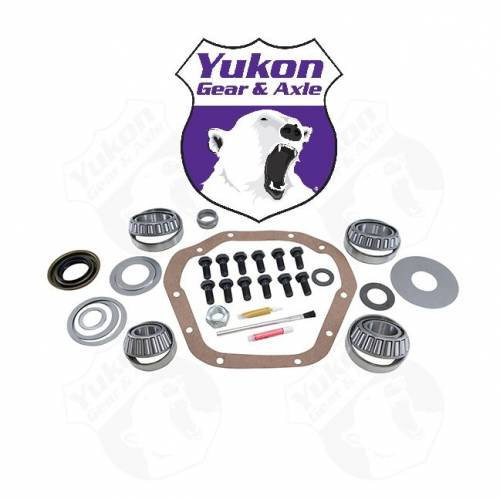 Yukon Gear And Axle - Yukon Master Overhaul kit for '99 & up Dana 60 and 61 front disconnect differential. (YK D60-DIS-B)