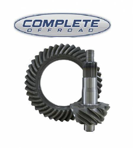"""COMPLETE OFFROAD - High performance Ring & Pinion """"thick"""" gear set for 10.5"""" GM 14 bolt truck in a 5.13 ratio"""