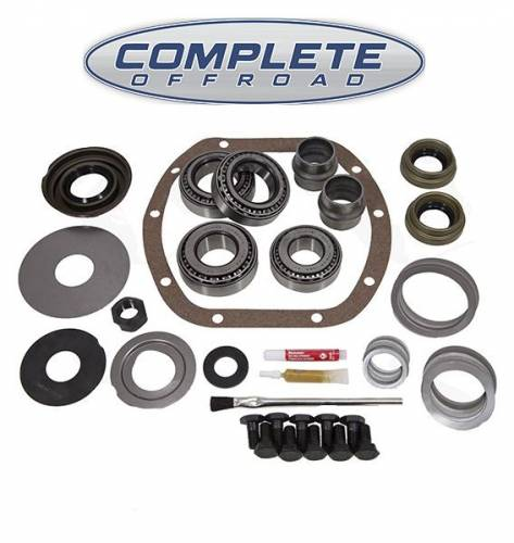 COMPLETE OFFROAD - Master Overhaul kit for Dana 30 short pinion front differential (K D30-TJ)