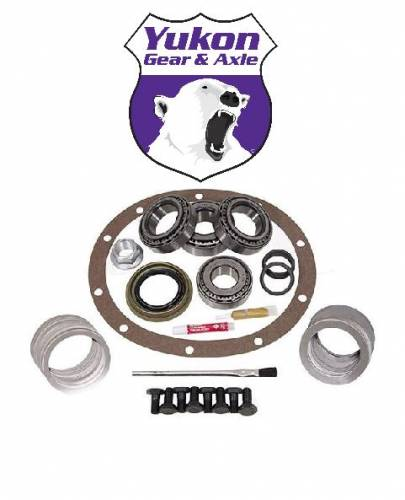 Yukon Gear & Axle - Yukon Master Overhaul kit for Model 35 differential. with 30 spline upgraded axles