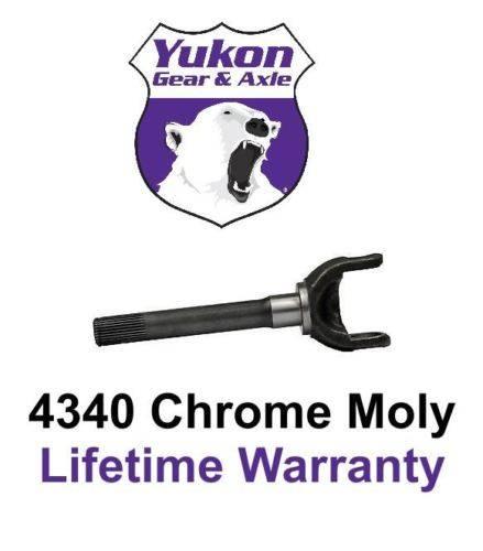 Yukon Gear And Axle - Yukon 4340 Chrome-Moly outer stub for Dana 60  (YA W46105)