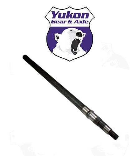 Yukon Gear And Axle - Yukon 1541H alloy 2 piece right hand short axle for Model 20 (1982-1986 CJ7) YA M20-8133886