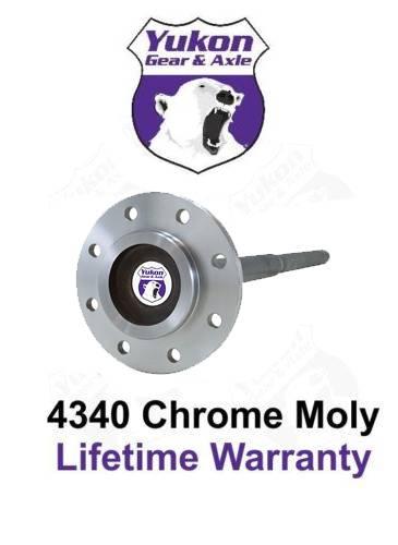 """Yukon Gear And Axle - Yukon 1541H alloy 8 lug rear axle for  GM 9.5"""" '81-'95 truck and '83-'96 G30  (YA G14035395)"""
