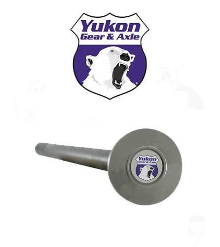 Yukon Gear And Axle - Full-floating, 30 spline, non-drilled blank axle shaft for Dana 60 (YA BFF30-40-ND)