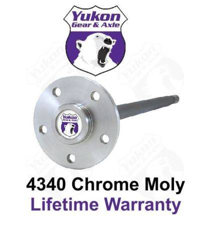 Yukon Gear And Axle - Yukon 1541H alloy right hand rear axle for Model 35 (YA M35B-30-RH-E)