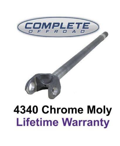 COMPLETE OFFROAD - JEEP RUBINCON CHROME-MOLY 30 SPLINE AXLE (W39602)