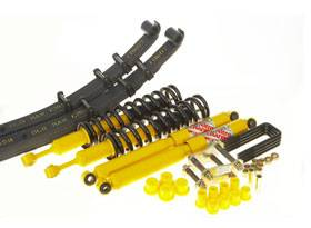 "Old Man Emu - Old Man Emu Tundra 4.7L V8 2.5"" NitroCharger Suspension Systems (Heavy-Load) OMETUN47HKS"