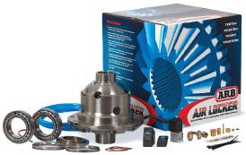 ARB - ARB AIR LOCKER-DANA 60-40 SPLINE 4.10 & DOWN (RD189)