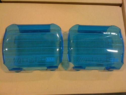 ARB - IPF Blue ARB Acrylic Lens Cover for 800XS Series Lights (800CCB)