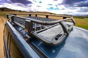 "ARB - ARB Alloy Roof Rack Basket 87 X 49"" (4900010M)"