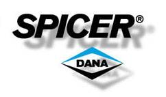DANA SPICER - Dana 60 & Dana 70 DIFF side bearing spacer. (DS 42563)