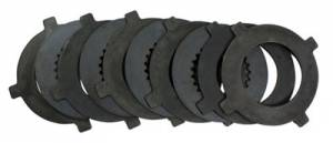 DANA SPICER - Dana 60 & Dana 70 Power Lok clutch set (steel & FIBER). (YPKD60-PC-P/L)