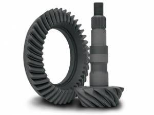 "USA Standard Gear - USA Standard Ring & Pinion gear set for GM 8.25"" IFS Reverse rotation in a 4.56 ratio"