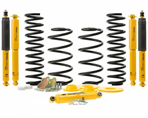 Jeep TJ Lift Kits and Suspension