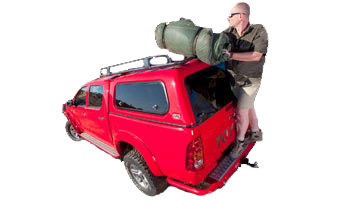 Tents & Camping - Roof Racks and Carriers - ARB Racks