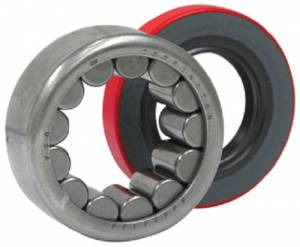 Axle Bearings, Seals, Studs - Yukon Gear & Axle - 73-81 IH SCOUT FRONT AXLE BEARING AND SEAL KIT