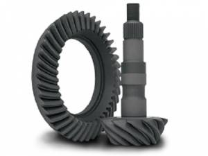 """COMPLETE OFFROAD - High performance Yukon Ring & Pinion gear set for GM 8.25"""" IFS Reverse rotation in a 4.56 ratio"""