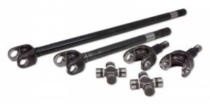 Dana 44 - Dana 44 Front Axle Kits - COMPLETE OFFROAD - 4340 Chrome-Moly replacement axle kit for '07-'13 Dana 44 front, Rubicon JK, w/ Spicer Joints