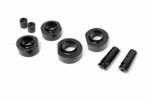 Jeep - 1997-2006 TJ - Rough Country - ROUGH COUNTRY 1.5IN JEEP SUSPENSION LIFT KIT