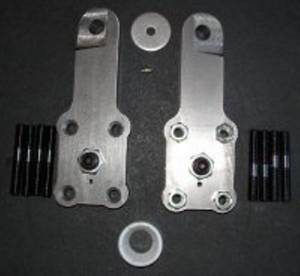 Steering - High Steer Arms & Hardware - COMPLETE OFFROAD - Dana 60 high steer arm kit (PM-D60RLS)