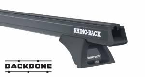 Rhino Rack - RLCP Black 2 Bar Backbone Roof Rack Heavy Duty (JA5834)