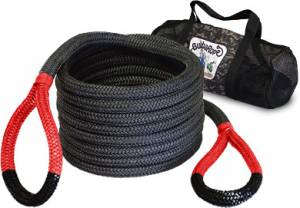 "Bubba Rope - Bubba Rope Breaking Strength: 28,600 lbs. 7/8"" x 30' 176680RDG"