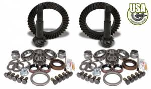 Gear and Install Kit Packages - USA Standard Gear - USA Standard Gear & Install Kit package for Jeep TJ Rubicon, 4.56 ratio
