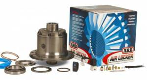 Lockers & Limited Slips - Selectable Lockers - ARB - ARB RD169 Air Locker Dana 60 HD 35 Spline 4.10 & Down