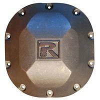 Riddler Manufacturing - Riddler Manufacturing Ford 8.8in. Cast Iron Cover