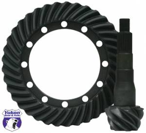 Yukon Gear And Axle - High performance Yukon Ring & Pinion gear set for Toyota Land Cruiser in a 4.56 ratio - Image 1