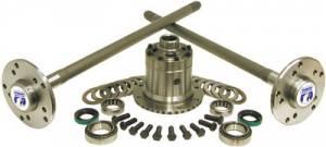 Axles - AMC Model 35 Axles - Yukon Gear & Axle - Yukon Ultimate 35 Axle kit for bolt-in axles with Detroit Locker (YA M35W-1-30-D)